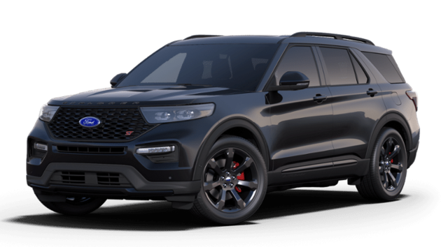2020 Ford Explorer ST 4WD Sport Utility
